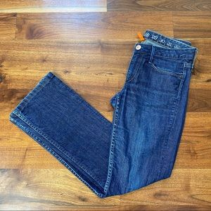 Earnest Sewn Boot Cut Jeans Size 27